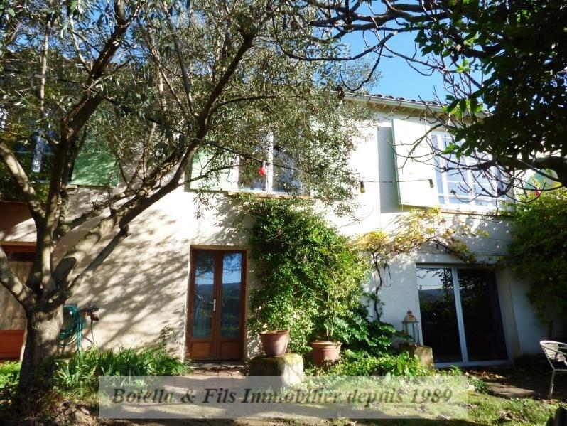 Venta  casa Goudargues 219000€ - Fotografía 1