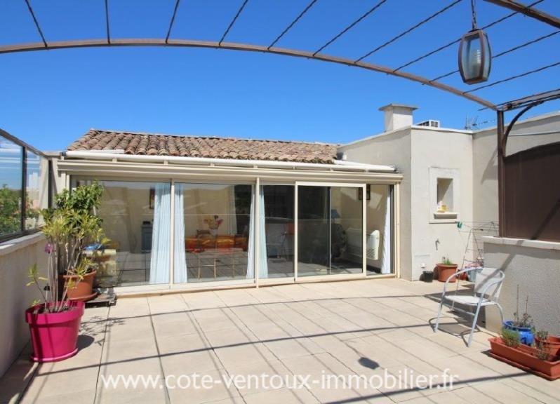 Verkoop  appartement Carpentras 223000€ - Foto 1