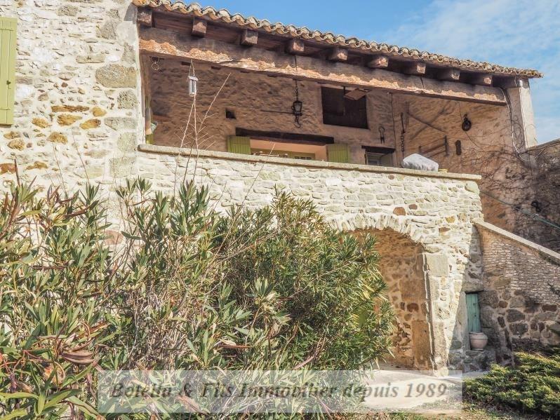 Verkoop van prestige  huis Uzes 528000€ - Foto 4