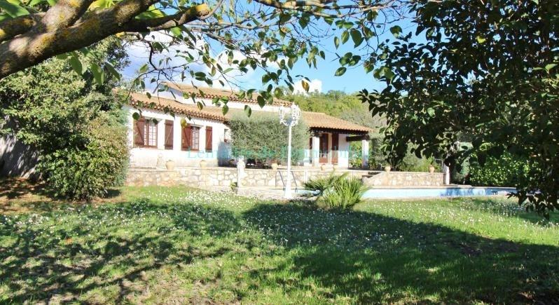 Vente maison / villa Saint cezaire sur siagne 520000€ - Photo 2