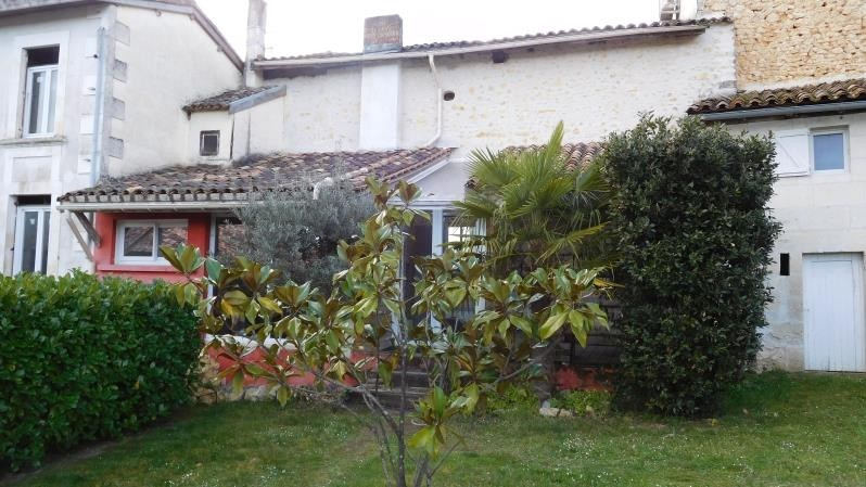 Vente maison / villa Montlieu la garde 110000€ - Photo 2