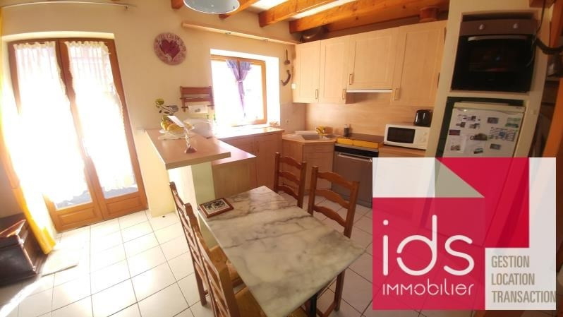 Verkoop  huis Allevard 148000€ - Foto 5