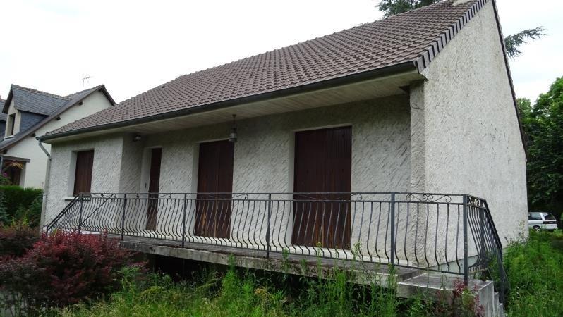 Venta  casa Villedomer 158000€ - Fotografía 7