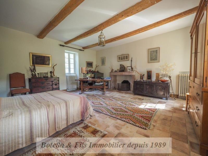 Vente de prestige maison / villa Uzes 998000€ - Photo 9
