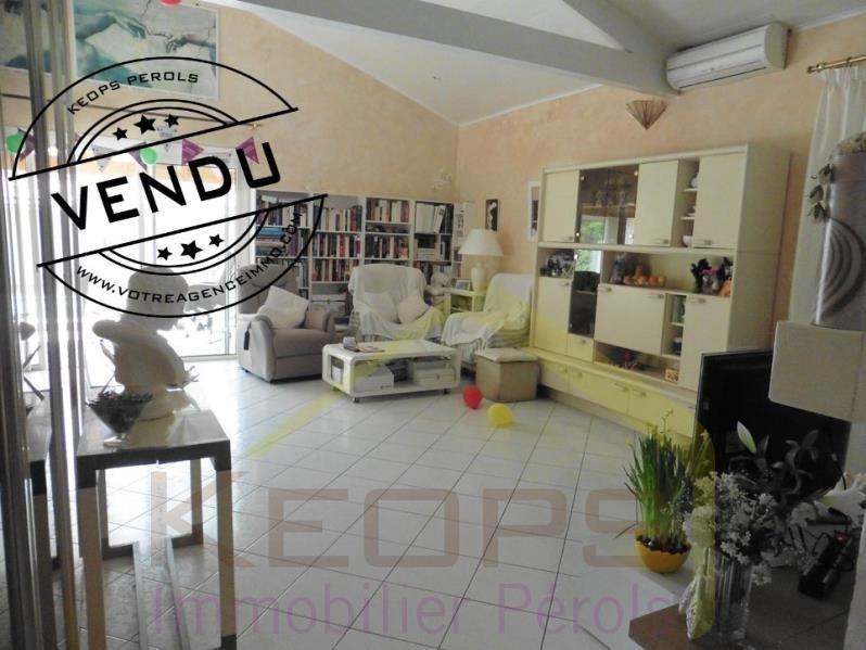 Sale house / villa St aunes 413000€ - Picture 3