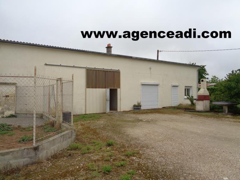 Vente maison / villa Pamproux 70200€ - Photo 1