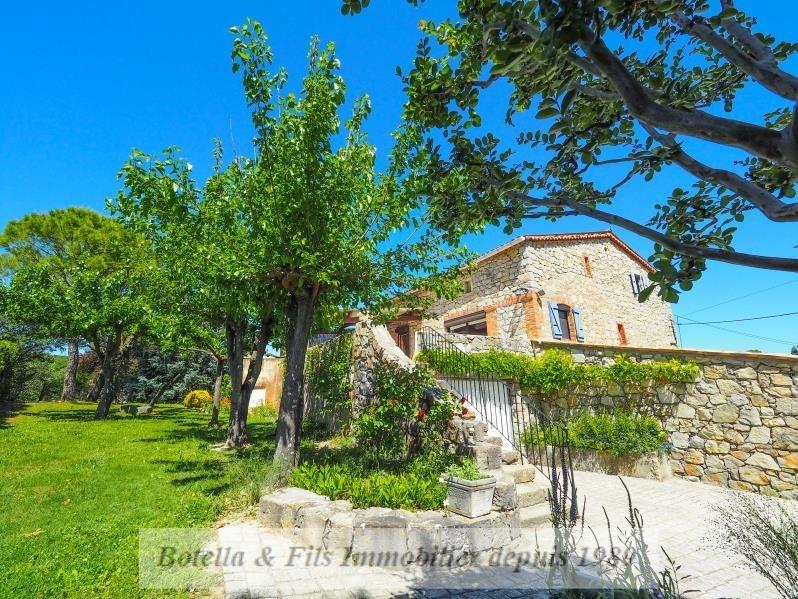 Vente maison / villa Barjac 318000€ - Photo 1