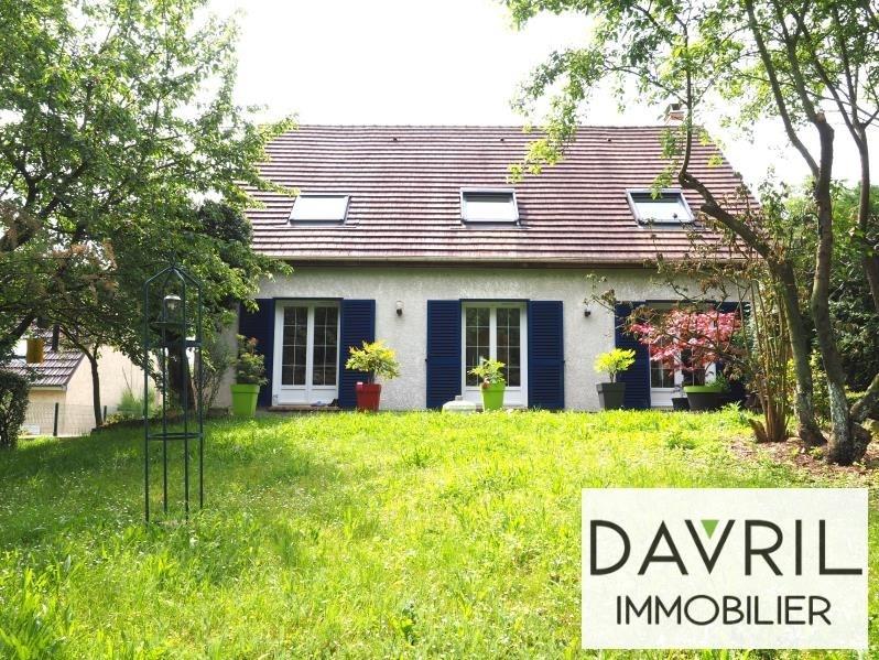 Vente maison / villa Maurecourt 549900€ - Photo 1