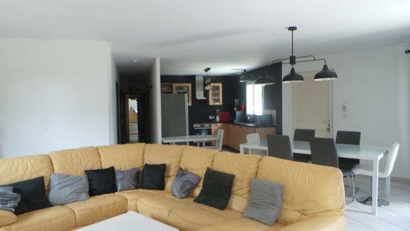 Vente maison / villa St vulbas 287500€ - Photo 5