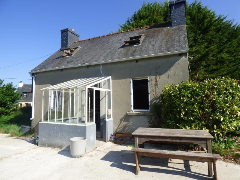 Vente maison / villa Pedernec 55000€ - Photo 1