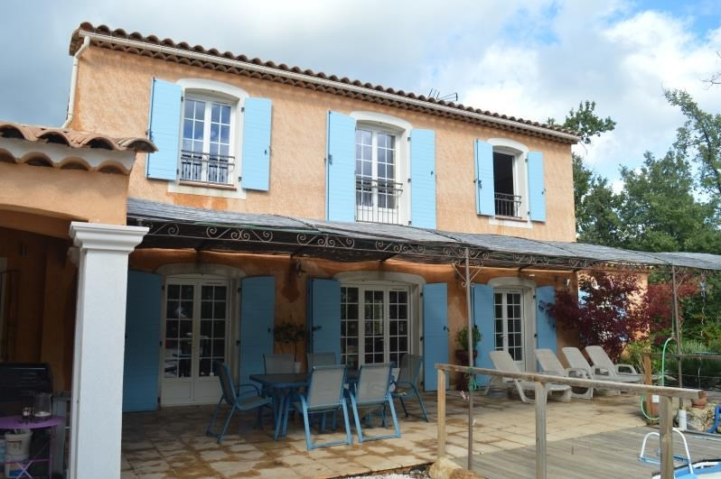Vente de prestige maison / villa Nans les pins 799900€ - Photo 4