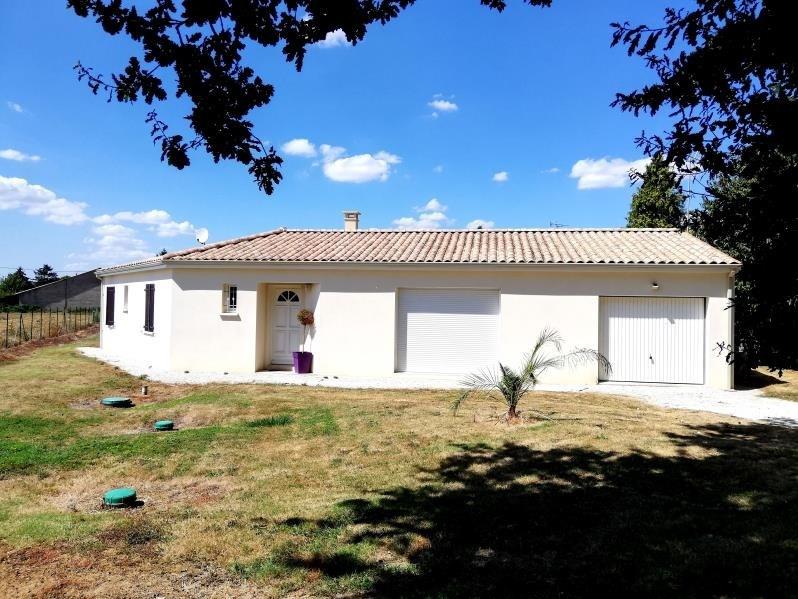 Vente maison / villa Gemozac 190000€ - Photo 8