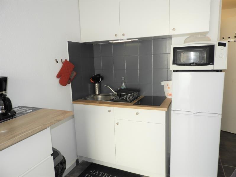 Rental apartment La grande motte 455€ CC - Picture 3