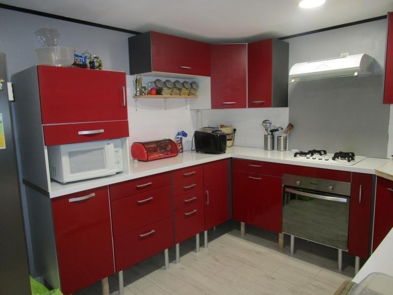 Vente maison / villa Exireuil 90000€ - Photo 2