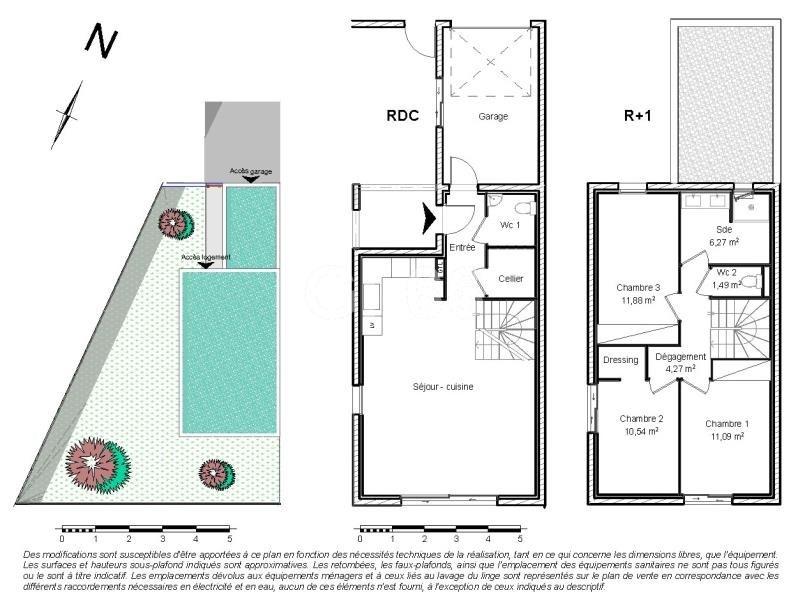 Sale house / villa Perpignan 286094€ - Picture 4