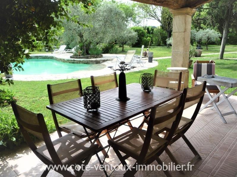 Vente de prestige maison / villa Mazan 570000€ - Photo 11