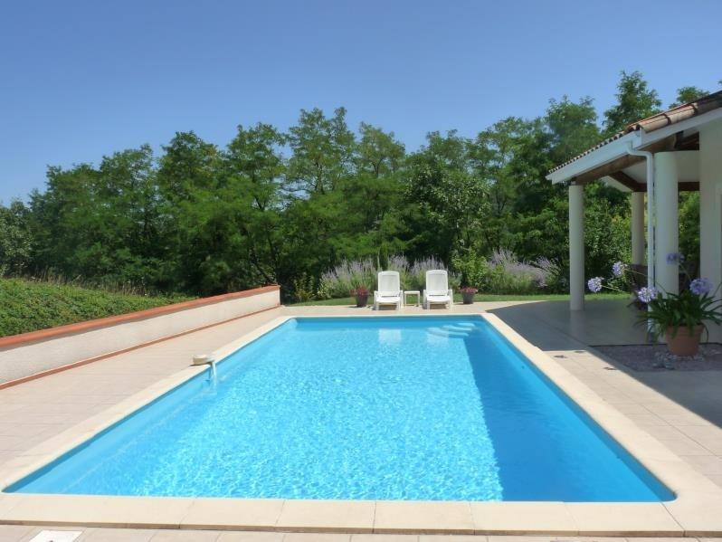 Sale house / villa St hilaire de lusignan 289000€ - Picture 9