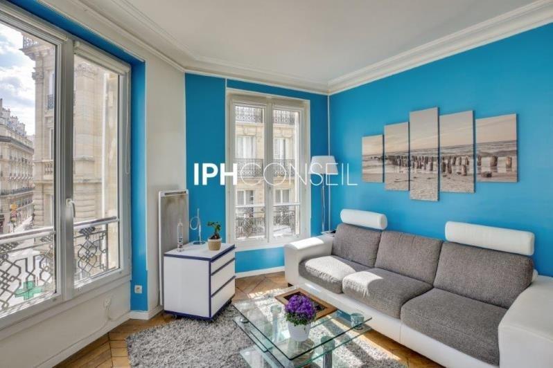 Vente appartement Paris 17ème 480000€ - Photo 3