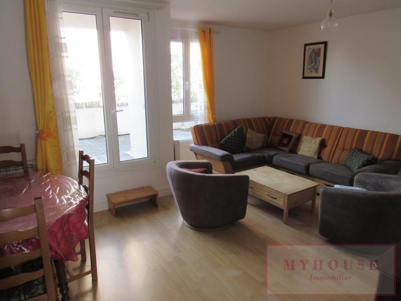 Vente appartement Bagneux 360000€ - Photo 2