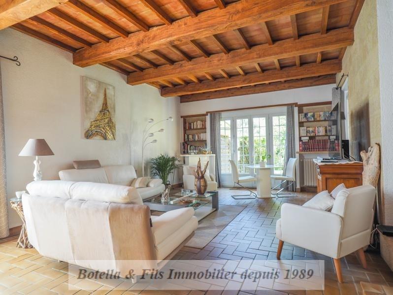 Verkoop van prestige  huis Uzes 899000€ - Foto 4
