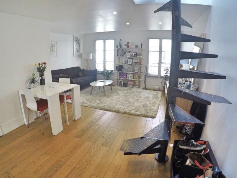 Vente appartement Paris 11ème 599000€ - Photo 6