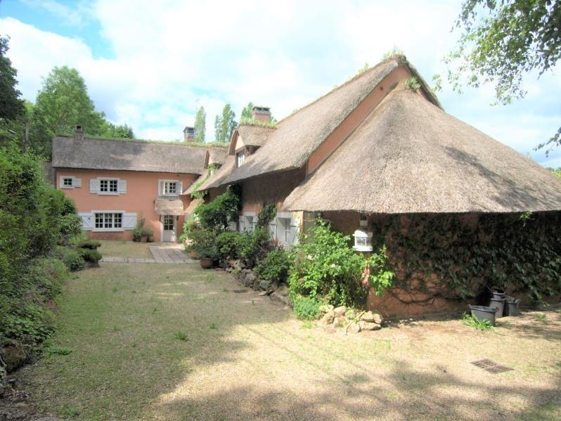 Deluxe sale house / villa 2'montfort l amaury 892500€ - Picture 1