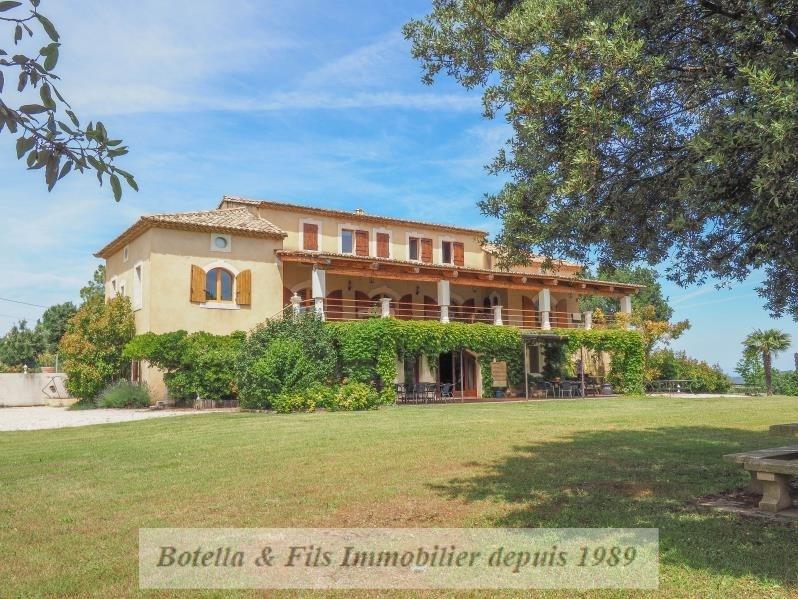 Vente de prestige maison / villa Uzes 845000€ - Photo 2