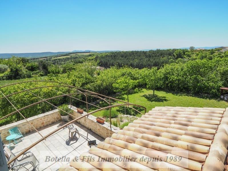 Vente maison / villa Barjac 239000€ - Photo 3