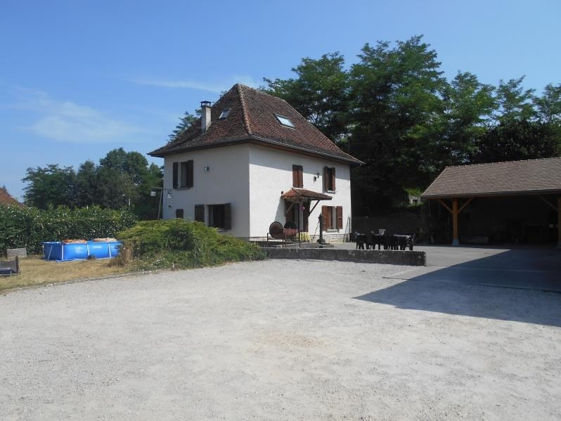 Sale house / villa Pressins 315 000€ - Picture 1