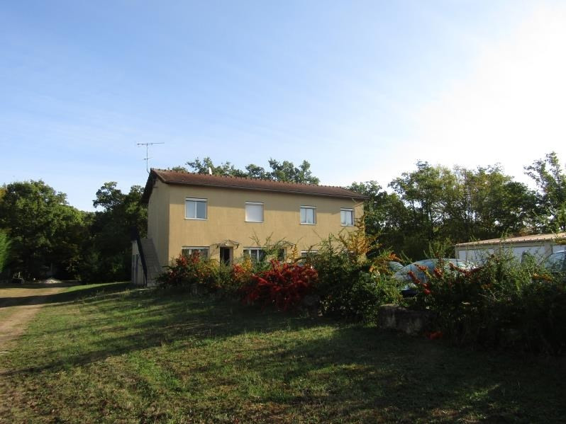 Rental apartment Eragny 640€ +CH - Picture 1