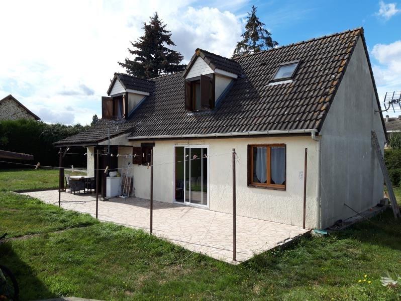 Sale house / villa La villeneuve en chevrie 218000€ - Picture 1