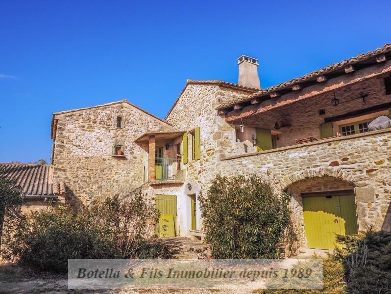 Verkoop van prestige  huis Uzes 528000€ - Foto 2