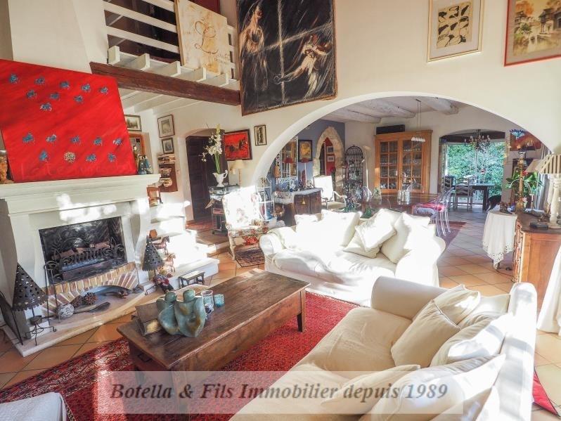 Venta de prestigio  casa Nimes 758000€ - Fotografía 5