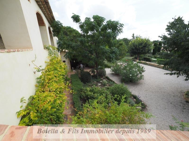 Verkoop van prestige  huis Goudargues 556000€ - Foto 12