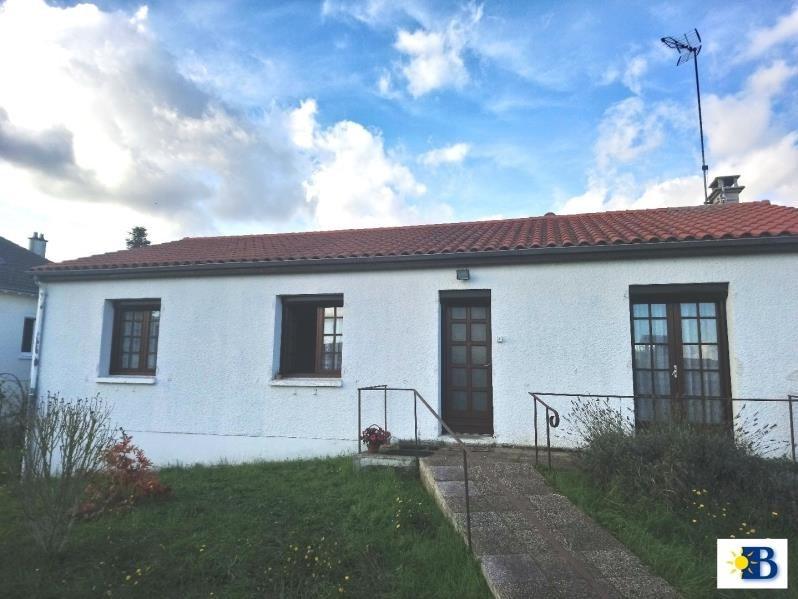 Vente maison / villa Naintre 107000€ - Photo 1