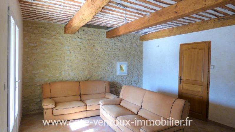 Sale house / villa Sarrians 448900€ - Picture 2
