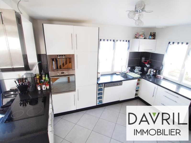 Sale house / villa Conflans ste honorine 389500€ - Picture 4