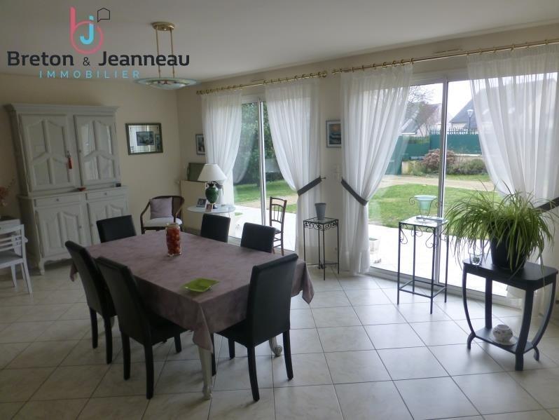 Sale house / villa Laval 312000€ - Picture 2
