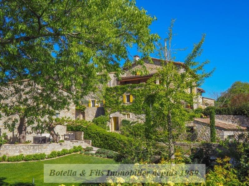 Immobile residenziali di prestigio casa Uzes 1100000€ - Fotografia 3