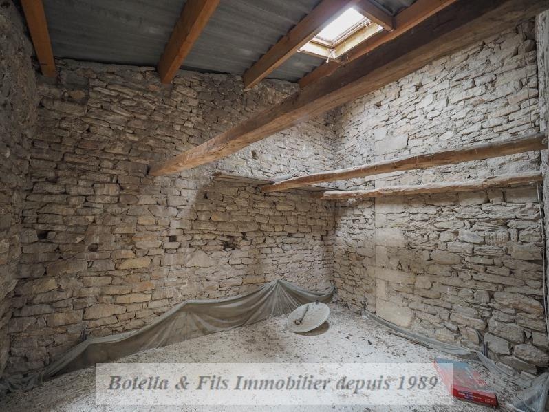 Venta  casa Barjac 117000€ - Fotografía 11