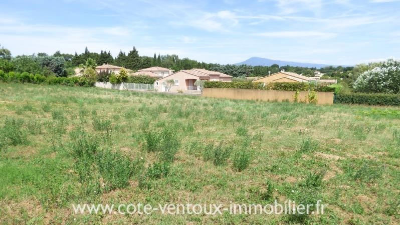 Vente terrain Aubignan 170 000€ - Photo 1