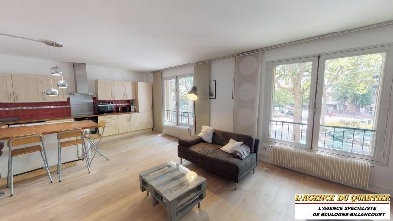Vente appartement Boulogne billancourt 629000€ - Photo 3