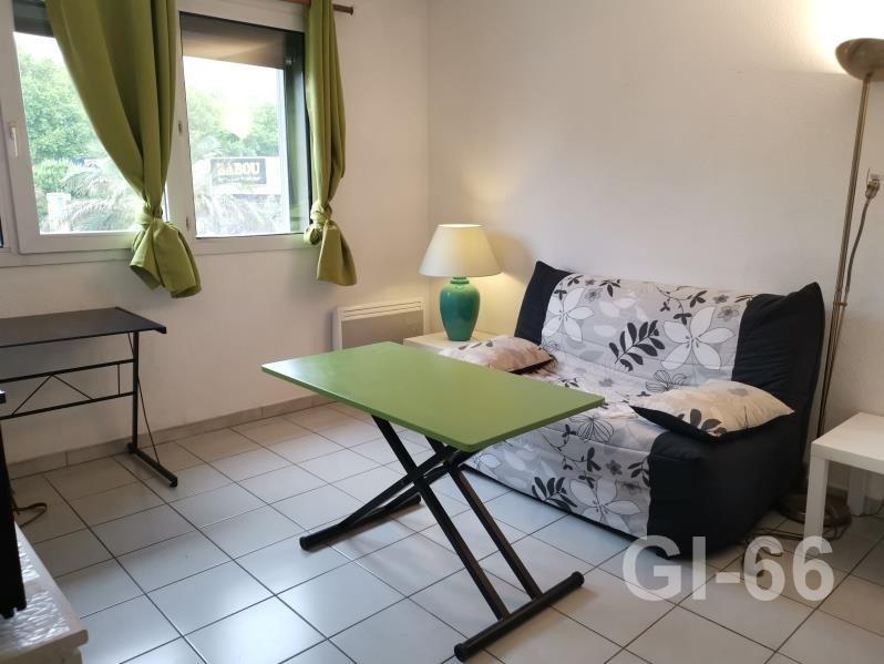 Sale apartment Perpignan 40000€ - Picture 1