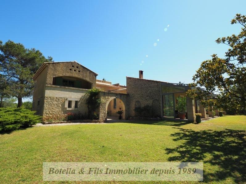 Verkoop van prestige  huis Gaujac 742000€ - Foto 1