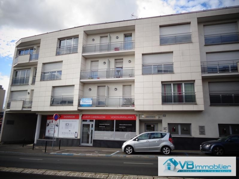 Vente appartement Savigny sur orge 139 000€ - Photo 1