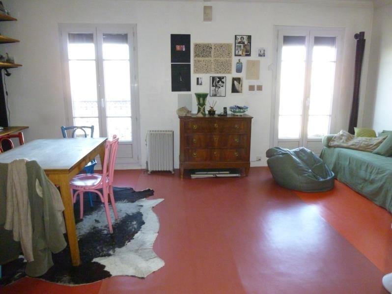 Sale apartment Paris 20ème 435000€ - Picture 2