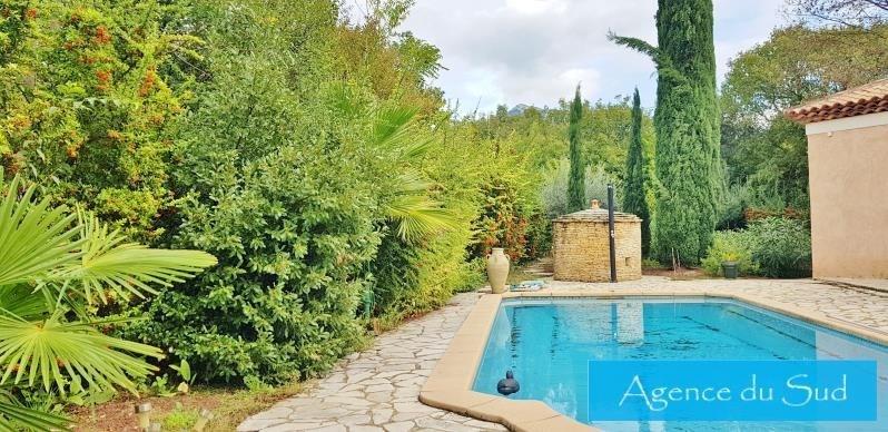 Vente maison / villa Aubagne 509000€ - Photo 3