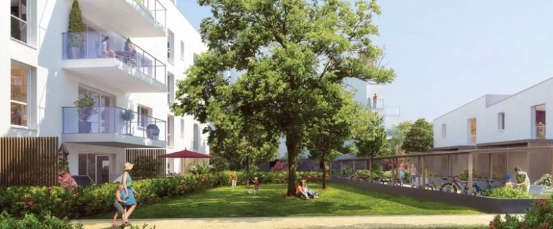 Location appartement Nantes 700€ CC - Photo 2