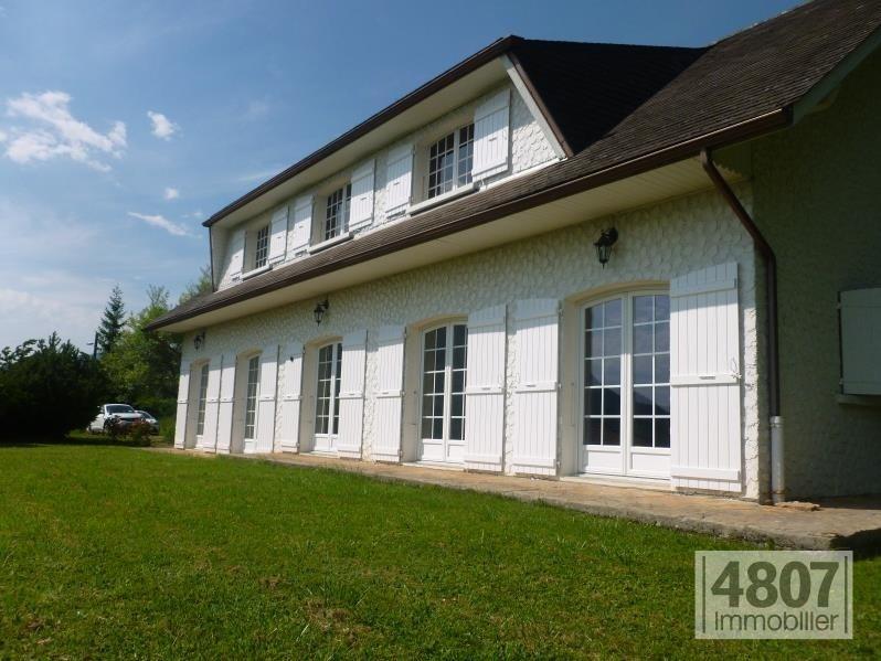 Vente maison / villa Marignier 445000€ - Photo 1