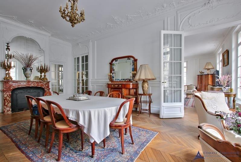 Deluxe sale apartment Paris 16ème 2900000€ - Picture 3